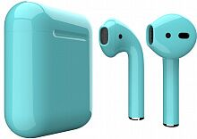 Наушники Apple AirPods Mint Gloss (MRXJ2)