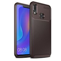 Чехол iPaky TPU Kaisy Series Case для Xiaomi Redmi Note 7/7 Pro (Brown)