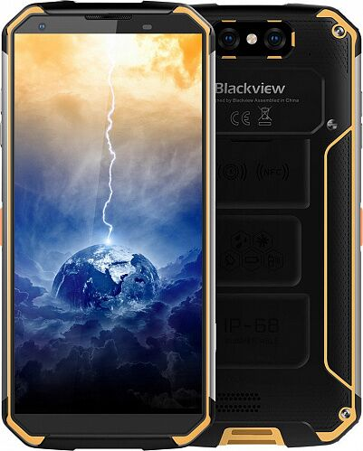 Смартфон Blackview BV9500 (Yellow)