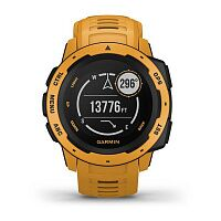 Смарт-часы Garmin Instinct Sunburst (010-02064-03)