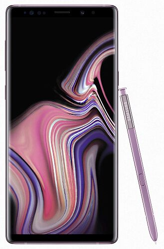 Смартфон Samsung Galaxy Note 9 N9600 8/512GB Lavender Purple (Snapdragon)