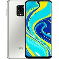 Смартфон Xiaomi Redmi Note 9 Pro 6/64GB (Glacier White) Global EU