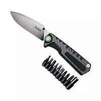 Мультитул Xiaomi NexTool Multi-function Knife Carbon (NE20021)