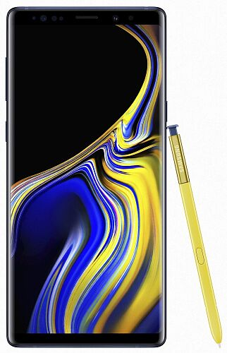 Смартфон Samsung Galaxy Note 9 N9600 6/128GB Ocean Blue (Snapdragon)