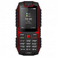 Мобильный телефон Sigma mobile X-treme DT68 (Black-Red) UA-UCRF
