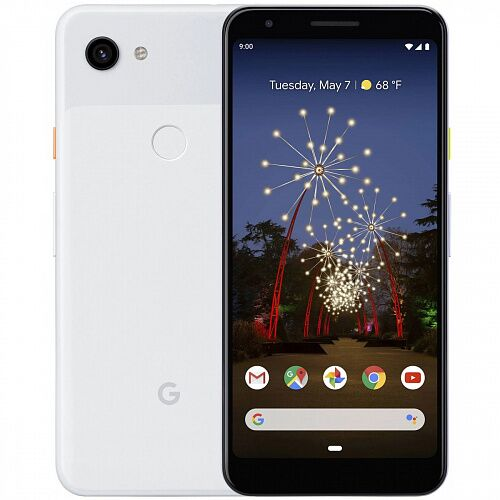Смартфон Google Pixel 3a 4/64GB (Clearly White)