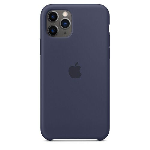 Чехол Silicone Case для Apple iPhone 11 Pro (Midnight Blue) HC