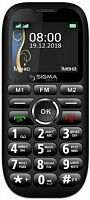Мобильный телефон Sigma mobile Comfort 50 Grand (Black) UA-UCRF