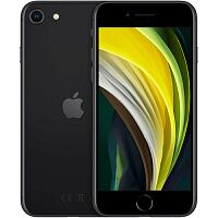 Apple iPhone SE 2020 256GB Black (MHGW3) Slim Box