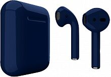Наушники Apple AirPods Metallik Blue Gloss (MRXJ2)