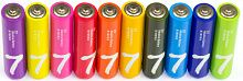 Батарейки Xiaomi ZMI Rainbow AAA batteries 1 шт
