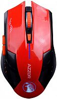 Мышь Azzor Wireless Gaming Mouse (Red)