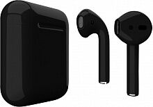 Наушники Apple AirPods Black Gloss (MV7N2)