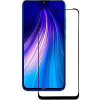 Защитное стекло 5D Full Cover Tempered Glass для Xiaomi Redmi Note 8 (Black)