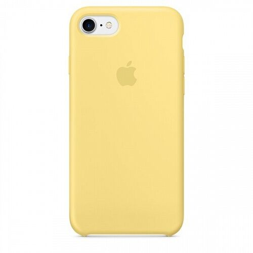 Чехол Apple iPhone 7 Silicone Case (Yellow) HC