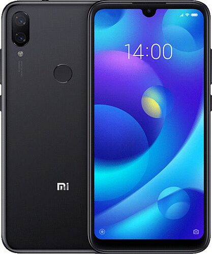 Смартфон Xiaomi Mi Play 4/64GB (Black) UA-UCRF