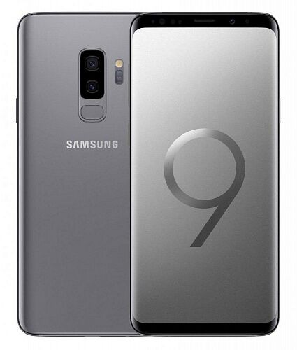 Смартфон Samsung Galaxy S9+ SM-G965 256GB (Grey)