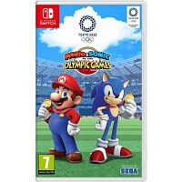 Игра Mario Sonic at the Olympic Games Tokyo 2020 для Nintendo Switch