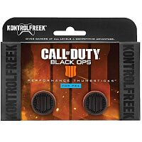 Накладки для геймпада Kontrolfreek: Call Of Duty®: Black Ops 4 2-pack (PS4)