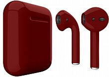 Наушники Apple AirPods Cherry Gloss (MRXJ2)