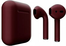 Наушники Apple AirPods Metallic Cherry Matte (MRXJ2)
