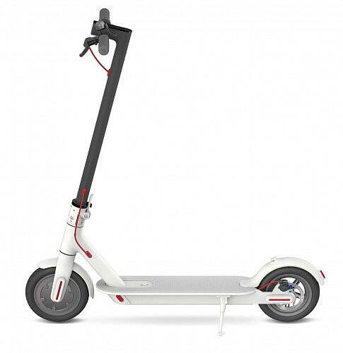 Электросамокат Xiaomi Mi Electric Scooter M365 (White) EU