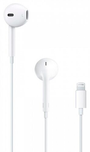 Наушники Apple EarPods with Lightning Connector (MMTN2ZM/A)