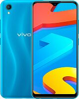 Смартфон Vivo Y1S 2/32GB (Ripple Blue) UA-UCRF