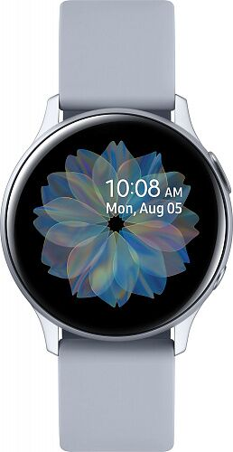 Смарт-часы Samsung Galaxy Watch Active 2 44mm Silver Aluminium (SM-R820NZSASEK) UA