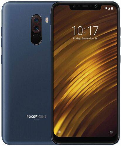 Смартфон Xiaomi Pocophone F1 6/128GB (Blue) Global EU