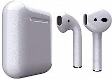 Наушники Apple AirPods Metallic Silver Gloss (MRXJ2)