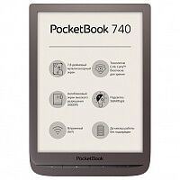 Электронная книга PocketBook 740 InkPad 3 Dark Brown (PB740-X-RU)