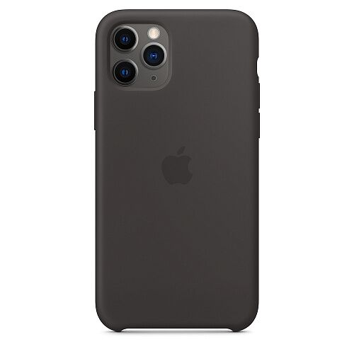 Чехол Silicone Case для Apple iPhone 11 Pro (Black) HC