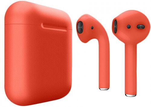 Наушники Apple AirPods Coral Matte (MV7N2)