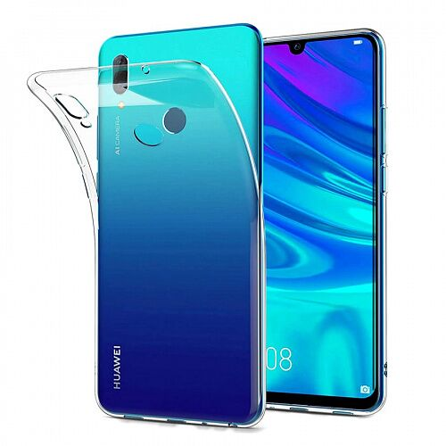 Чехол TPU Crystal Silicone Case для Huawei P Smart 2019 (Transparent)
