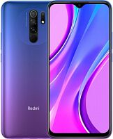 Смартфон Xiaomi Redmi 9 4/64GB (Purple) no NFC