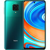 Смартфон Xiaomi Redmi Note 9 Pro 6/128GB (Tropical Green) Global EU