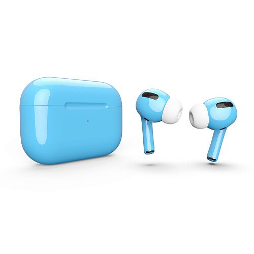 Наушники Apple AirPods Pro Sky Blue Gloss (MWP22)