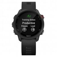 Смарт-часы Garmin Forerunner 245 Music Black (010-02120-30)