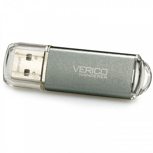 Флешка VERICO 8 GB Wanderer (Gray)