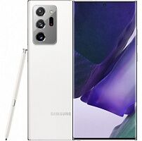Смартфон Samsung Galaxy Note 20 Ultra 5G SM-N9860 12/256GB (Snapdragon) Mystic White
