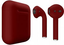 Наушники Apple AirPods Cherry Matte (MV7N2)