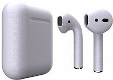 Наушники Apple AirPods Metallic Silver Matte (MRXJ2)