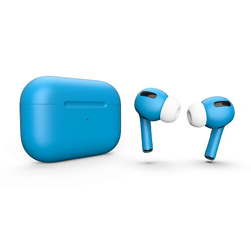 Наушники Apple AirPods Pro Blue Matte (MWP22)