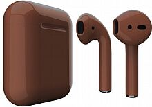 Наушники Apple AirPods Brown Gloss (MRXJ2)