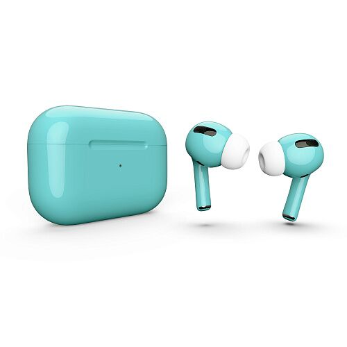 Наушники Apple AirPods Pro Mint Gloss (MWP22)