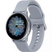 Смарт-часы Samsung Galaxy Watch Active 2 44mm Silver Aluminium (SM-R820NZSASEK)