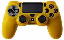 Чехол на геймпад Sony PlayStation Dualshock 4 (Yellow)
