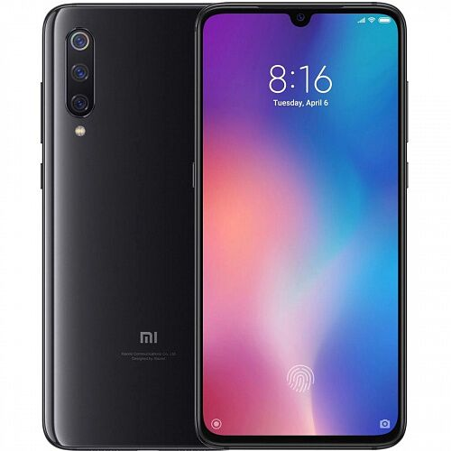 Смартфон Xiaomi Mi 9 SE 6/128GB (Piano Black) UA-UCRF
