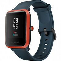 Смарт-часы Amazfit Bip S (Red Orange) EU